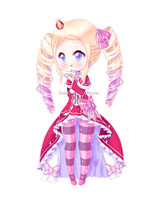 [Fanart] Re:Zero: Beatrice (sparkly style) by Kawaii-Says-Meow
