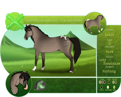 CW   Kaira   Bachelor Herd   Lady Brood by Cat-Orb
