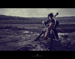 Cello by Elisanth