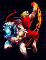 Street Fighter by Vanni01
