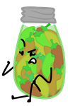 Pepper jar by xXShinyLeafXx