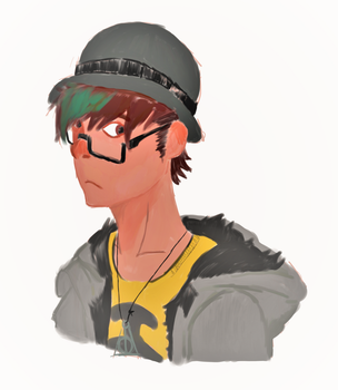 ME in Colour ^^ by Zxfy