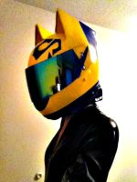 My Celty Costume by Elleon12