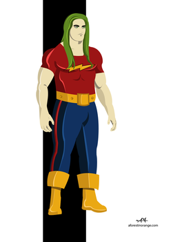 Doc Samson (Marvel) by FeydRautha81