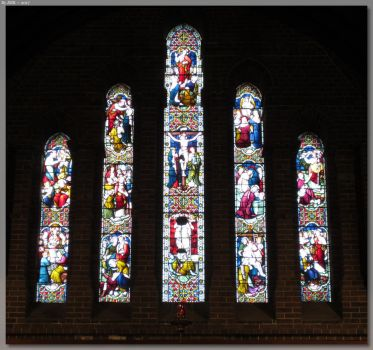 Armidale Anglican Cathedral 2 by JohnK222