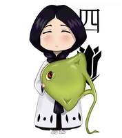 Unohana and minadzuki by greensky222