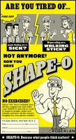 Shape O AD by roberlan