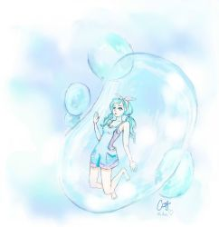 Bubbles by aiidae