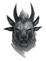 Charr Grump by sterlingy