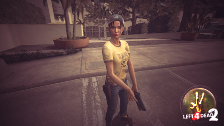 Zoey Style Ellis by eict