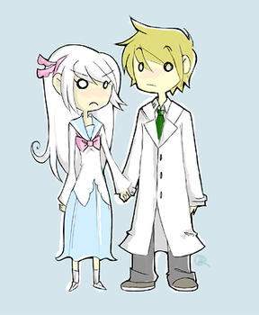 soul and maka genderbends by onthefritz