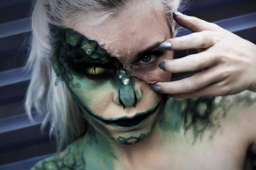 The Lizard - Marvel Makeup by Mirish