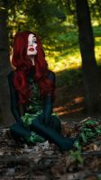 DC Comics New 52 | Poison Ivy Cosplay by KsanaStankevich