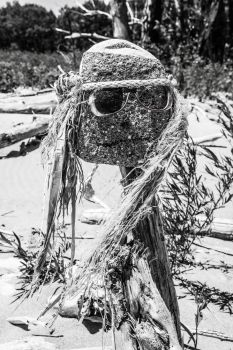Beach Face by huitphotography