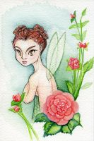 Faerie by SheilaSunshine