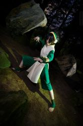 Toph Bei Fong- Let's go! by TophWei