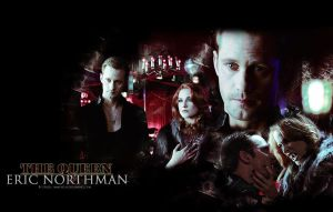 True Blood Eric And The Queen by hazelxxx