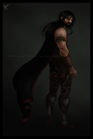 Commission: Azrian by barn-swallow