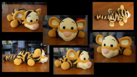 The wonderful thing about Tiggers by aphid777