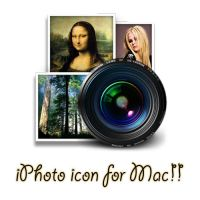iPhoto icon for Mac by ExtendedCreativity