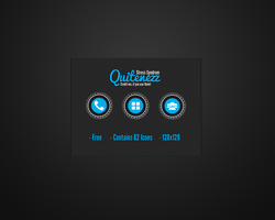 Stress Quitenezz White Pack by StressSyndrom