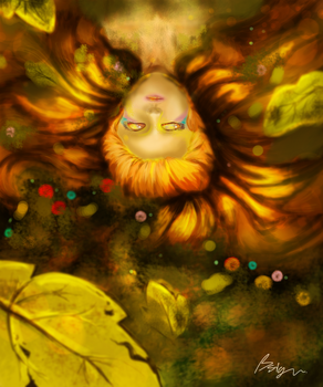 Beauty Dryad by fracisba4