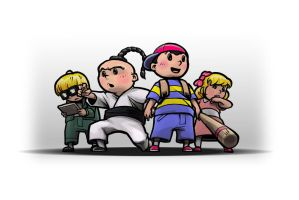 EarthBound by BCEman