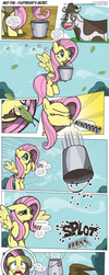 Fluttershy's Secret by PerfectBlue97