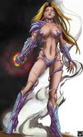 Witchblade 01 by ImagineG