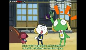 Tamama x Keroro 147 by tackytuesday