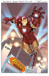 Iron Man ad by JohnRauch