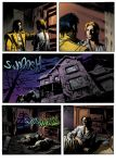 Color portfolio:Brendon''La zona morta'' n83 pag61 by shiprock