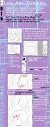 [MOUSE]TUTORIAL: How to Lineart 1.5 by ShiyumiChan