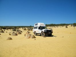OUR HOME. WESTERN AUSTRALIA by IME54-ART
