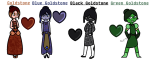 Goldstone by TheUltimateMagikarp