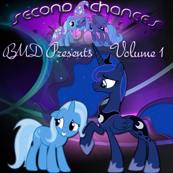Second Chances Proposed Cover by TheFreewave