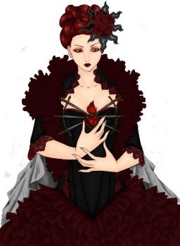 The Red Queen by MissAliceRose