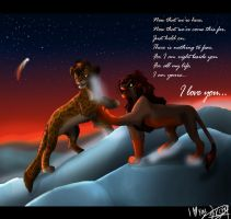 Forever Yours by KingSimba