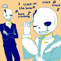 To Be Gaster by MugenMusouka