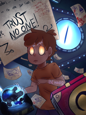 No One You Can Trust by Mama-snubby-da-hobo