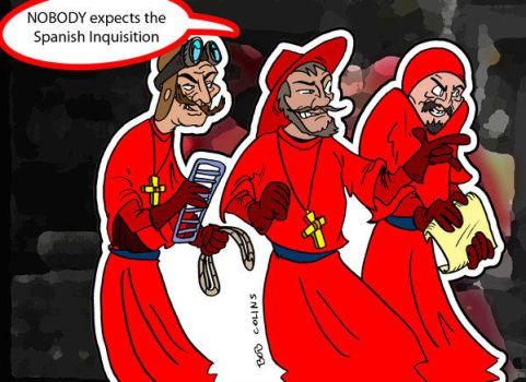 The-Spanish-Inquisition by Flying-Circus