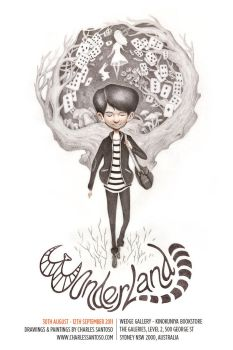 Solo Show - Wonderland by minitreehouse