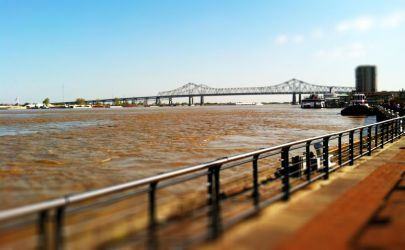 The Mighty Mississippi by mhalpert