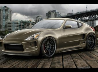 Nissan 370Z - 2010 by hugerth