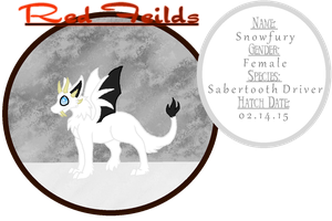 Snowfury Reference by NoodleKarp