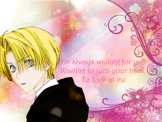 Waiting for You -Draco Malfoy- by BluePearl0luv
