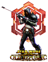 SWTOR: Imperial Agent Banner by FayBycroft
