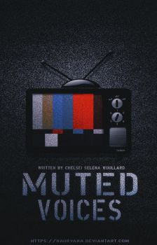 Muted Voices [Book Cover] by Naurvana