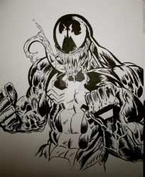 Venom by RichelleJEC
