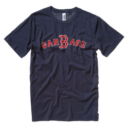 Boston Red Sox Garbage T-Shirt graphic by Garconis